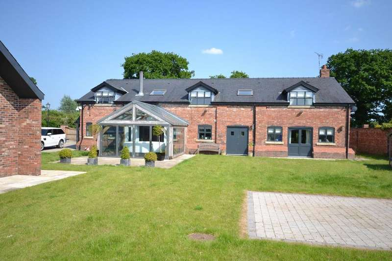 5 Bedrooms Detached House for sale in Mill Lane, Mottram Saint Andrew, Macclesfield