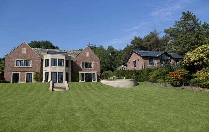 6 Bedrooms Detached House for sale in Macclesfield Road, Alderley Edge
