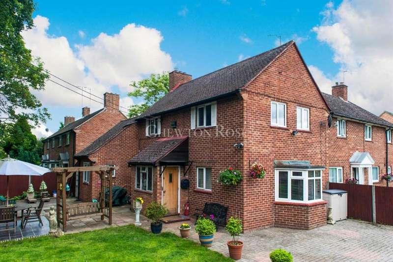 3 Bedrooms Semi Detached House for sale in Farnham Common, Buckinghamshire