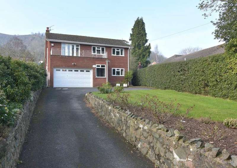 5 Bedrooms Detached House for sale in St. Peters Road, Malvern, Worcestershire, WR14