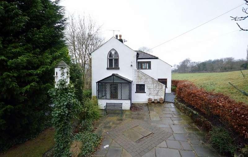 3 Bedrooms Detached House for sale in Rollins Lane, Marple Bridge