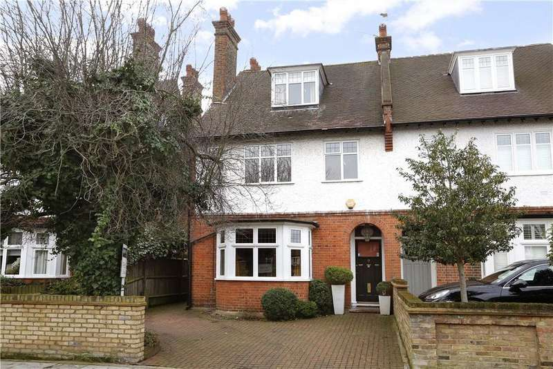 6 Bedrooms Semi Detached House for sale in Courthope Road, Wimbledon Village, London, SW19