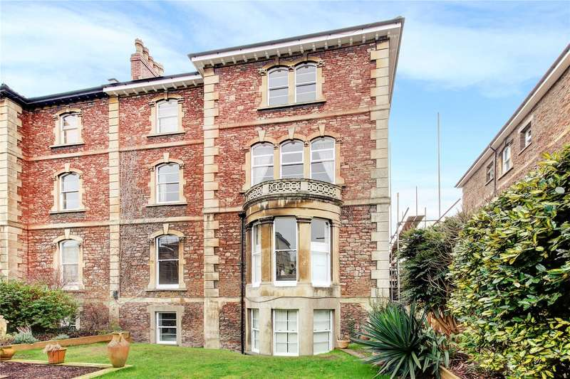 3 Bedrooms Flat for sale in Apsley Road, Bristol, BS8