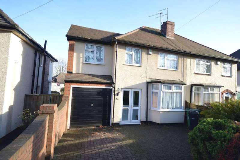 3 Bedrooms Semi Detached House for sale in Priory Road, Dudley, DY1