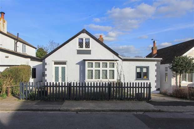 4 Bedrooms Detached Bungalow for sale in Wynn Road, Tankerton, Whitstable