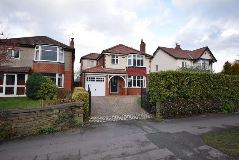 5 Bedrooms Detached House for sale in 53 Dickens Lane, Poynton