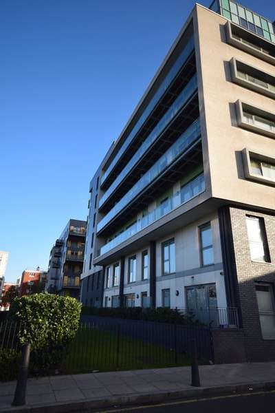 1 Bedroom Flat for sale in Christian Street, Aldgate, London, E1