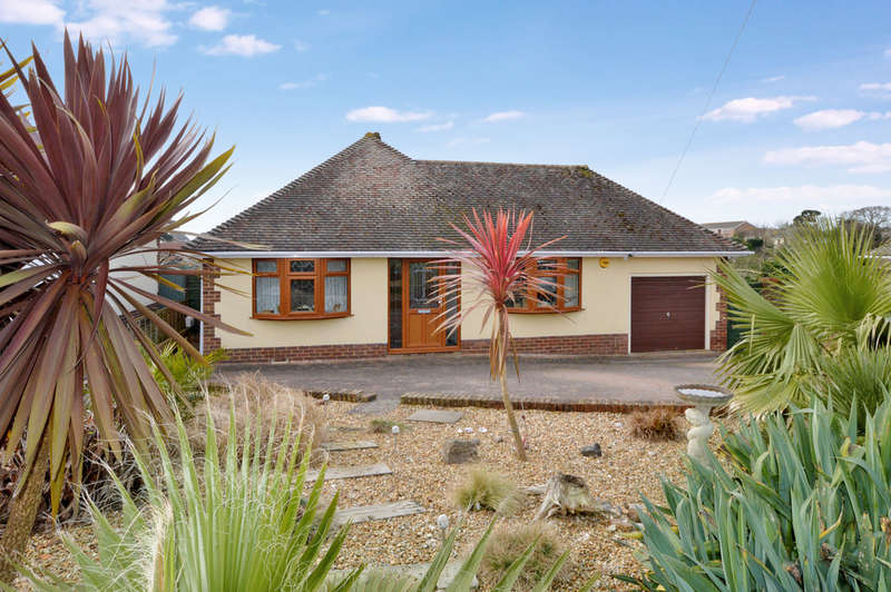 3 Bedrooms Detached Bungalow for sale in Danes Close, Barton on Sea
