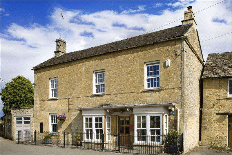 4 Bedrooms Detached House for sale in High Street, Milton-Under-Wychwood, Chipping Norton, Oxfordshire, OX7