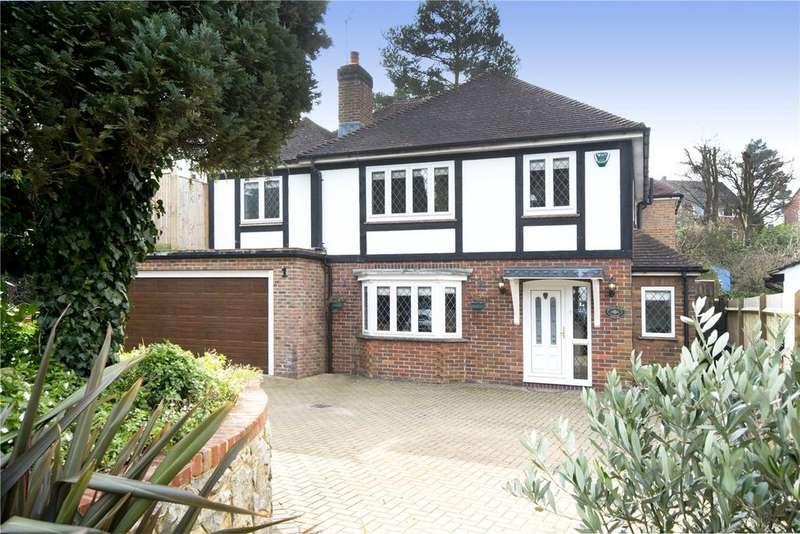 4 Bedrooms Detached House for sale in Littlecourt Road, Sevenoaks, Kent, TN13