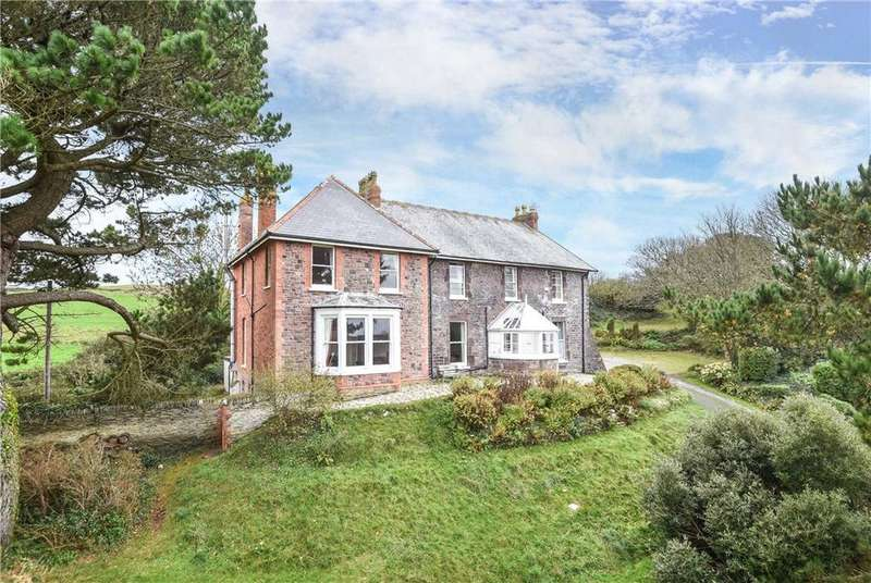 9 Bedrooms Detached House for sale in North Morte Road, Mortehoe, Woolacombe, Devon, EX34