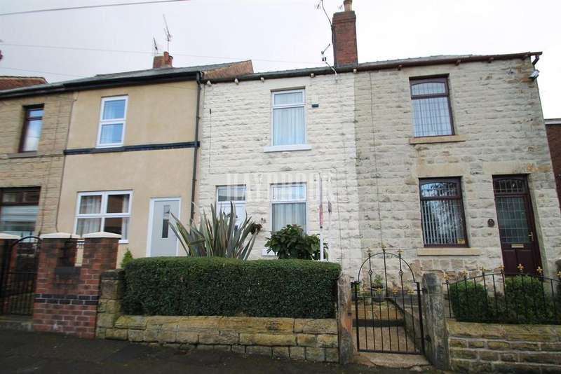 2 Bedrooms Terraced House for sale in Cross Allen Road, Beighton