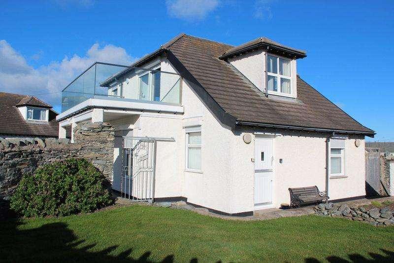 3 Bedrooms Detached House for sale in Lon Penrhyn Garw, Ravenspoint Road, Treaddur Bay