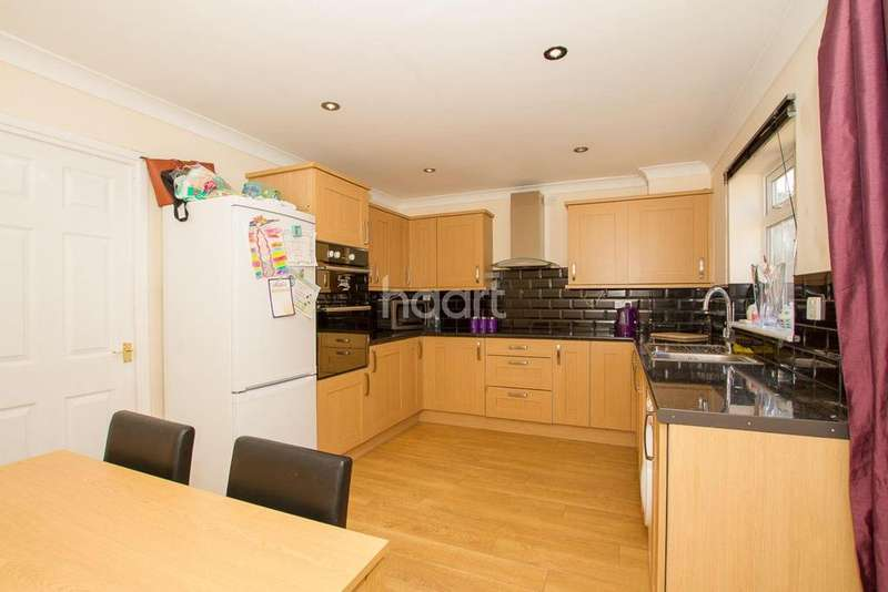3 Bedrooms Terraced House for sale in Orchard Walk, Lavendon