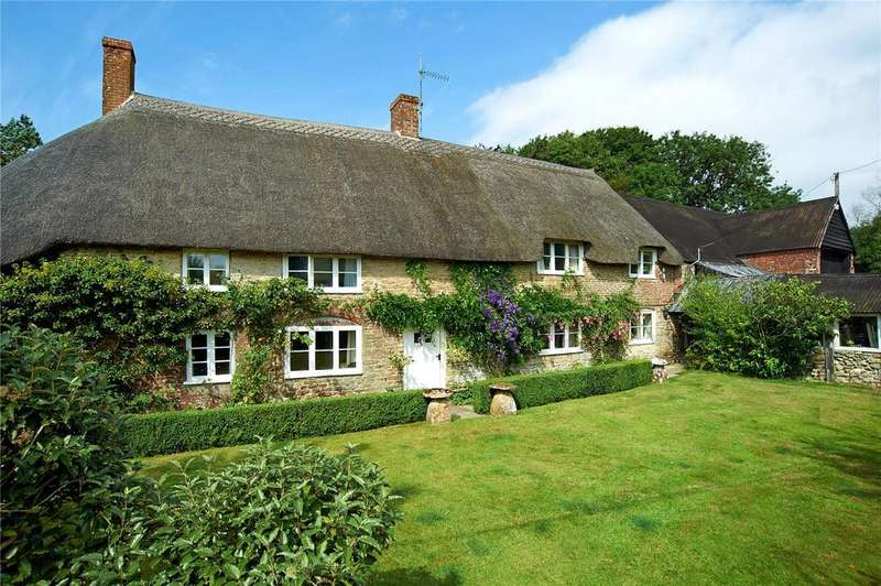 4 Bedrooms Detached House for sale in Henley, Dorchester, Dorset, DT2