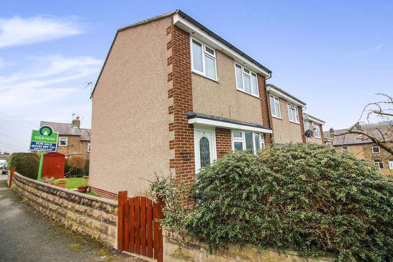 3 Bedrooms Property for sale in Bracken Road, Keighley, BD22