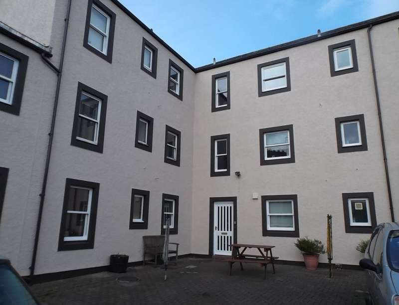 2 Bedrooms Flat for sale in Derwent Court, Cockermouth, CA13