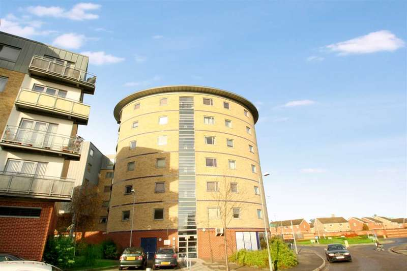 1 Bedroom Apartment Flat for sale in Rapier Street, Ipswich