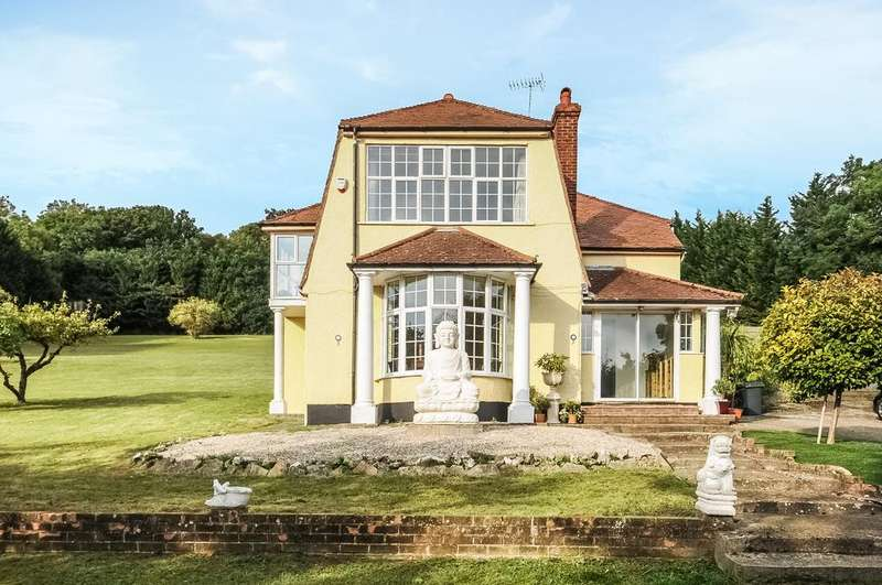4 Bedrooms Detached House for sale in Sevenoaks Road Pratts Bottom BR6