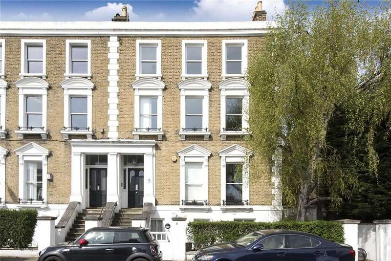 2 Bedrooms Flat for sale in St. James's Drive, Wandsworth, London, SW17