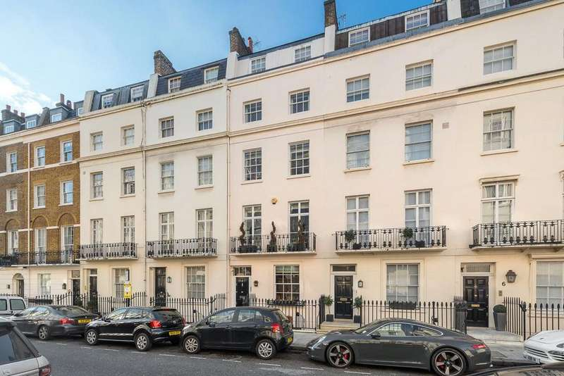 6 Bedrooms Terraced House for sale in Eaton Terrace, Belgravia, London, SW1W