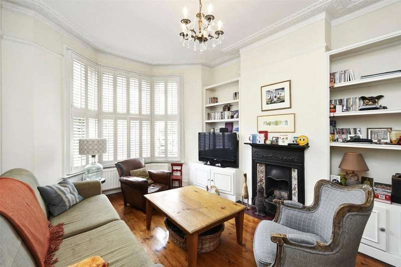 4 Bedrooms Terraced House for sale in Sunninghill Road, Lewisham, London, SE13