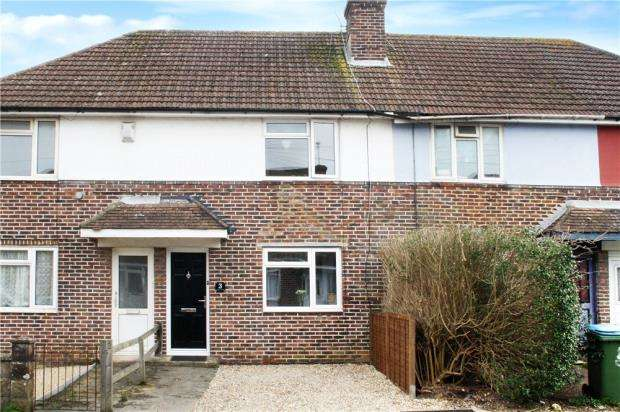 2 Bedrooms Terraced House for sale in Conbar Avenue, Rustington, West Sussex, BN16
