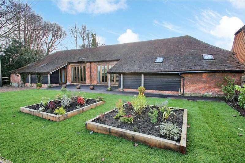 3 Bedrooms Detached House for sale in Riseden, Goudhurst, Cranbrook, Kent, TN17
