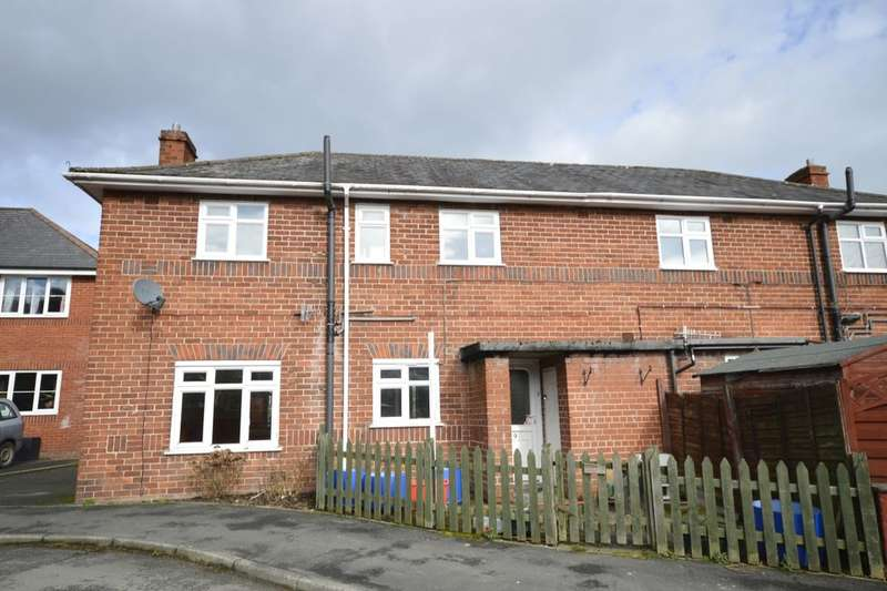 4 Bedrooms Semi Detached House for sale in Maes Y Dre, Llanfyllin, SY22