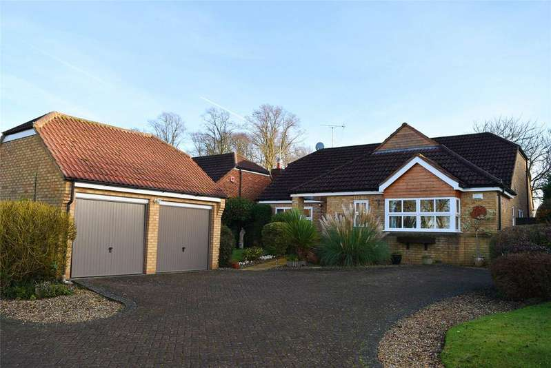 2 Bedrooms Detached Bungalow for sale in Chaloner Court, Billington Road