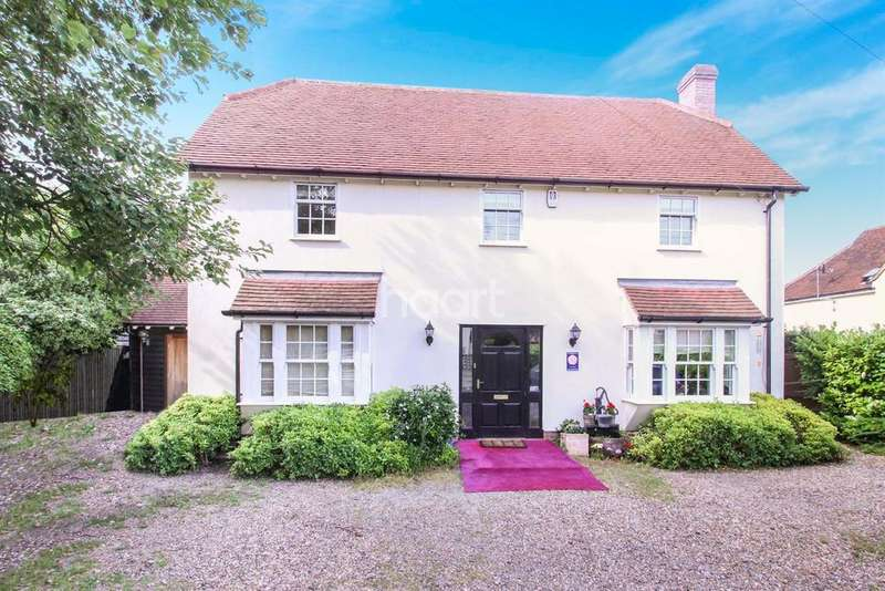 6 Bedrooms Detached House for sale in The Street, Takeley