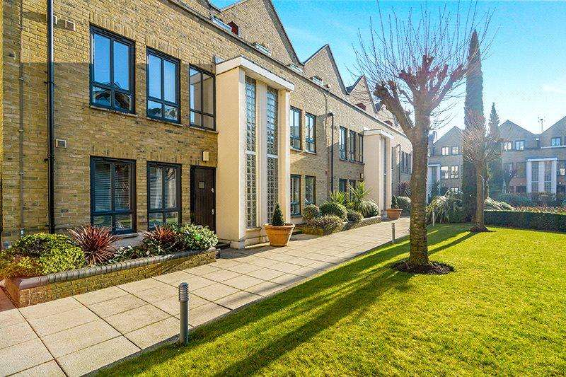 4 Bedrooms House for sale in Brightlingsea Place, Limehouse, London, E14