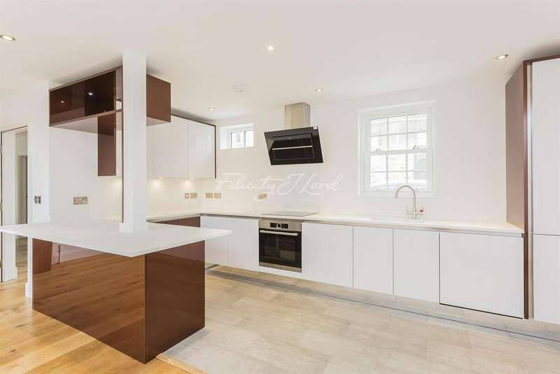 2 Bedrooms End Of Terrace House for sale in Rushgrove Mews, Rushgrove Street, Woolwich, SE18
