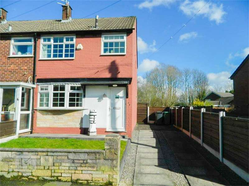 2 Bedrooms Semi Detached House for sale in Alma Street, Radcliffe, Bury, Lancashire