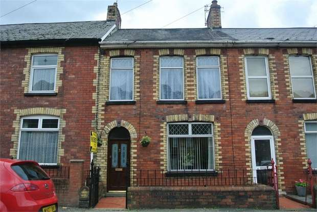 2 Bedrooms Terraced House for sale in Freeholdland Road, Pontnewynydd, PONTYPOOL