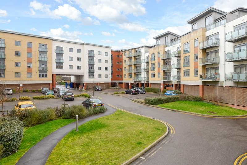 1 Bedroom Apartment Flat for sale in Wallis Place, Hart Street, Maidstone, ME16