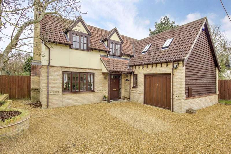 5 Bedrooms Detached House for sale in Park Lane, Dry Drayton, Cambridge, CB23