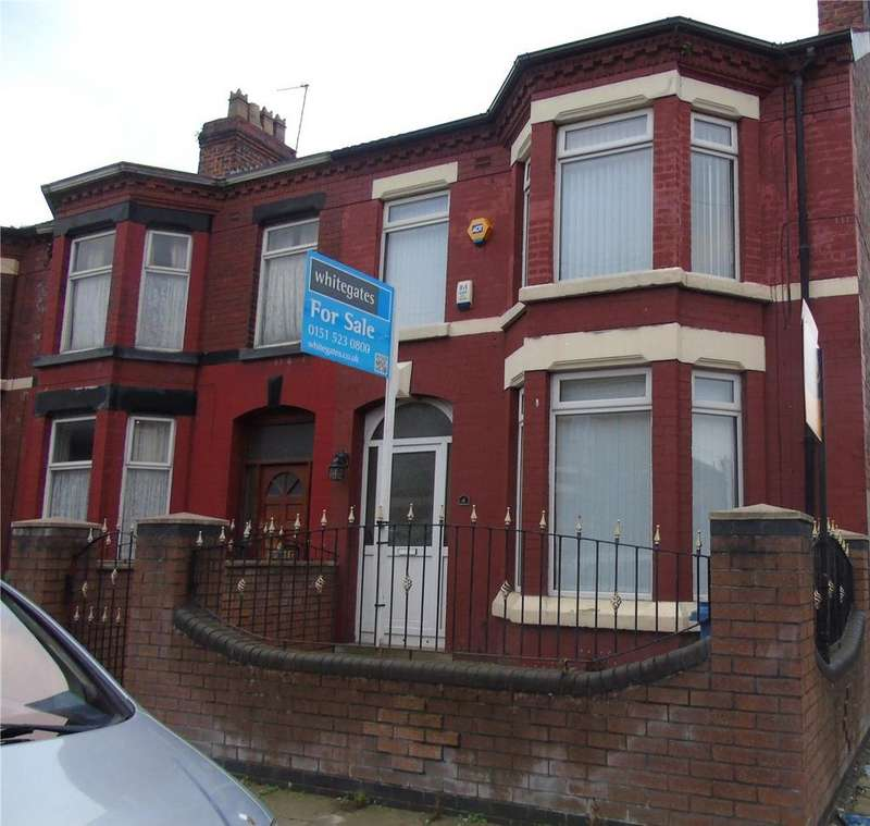 4 Bedrooms Terraced House for sale in Wyresdale Road, Aintree, Liverpool, L9