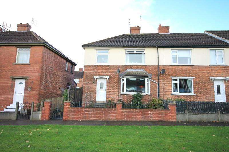 3 Bedrooms Terraced House for sale in Pennine Avenue, Chester Le Street