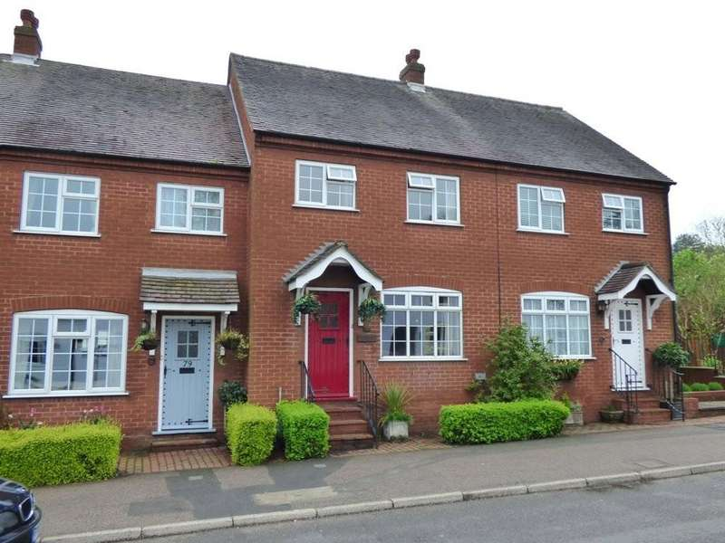 3 Bedrooms Town House for sale in Main Street, Barton Under Needwood