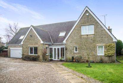 5 Bedrooms Detached House for sale in Kirkwhelpington, Northumberland, Newcastle, NE19