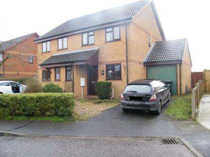 3 Bedrooms Semi Detached House for sale in The Street, Stonham Aspal, Stowmarket
