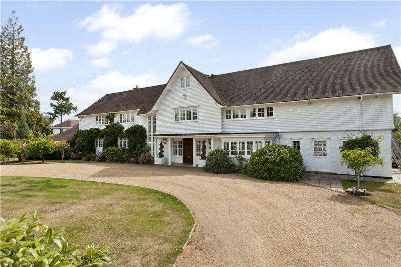8 Bedrooms Detached House for sale in Sunningdale, Ascot, SL5