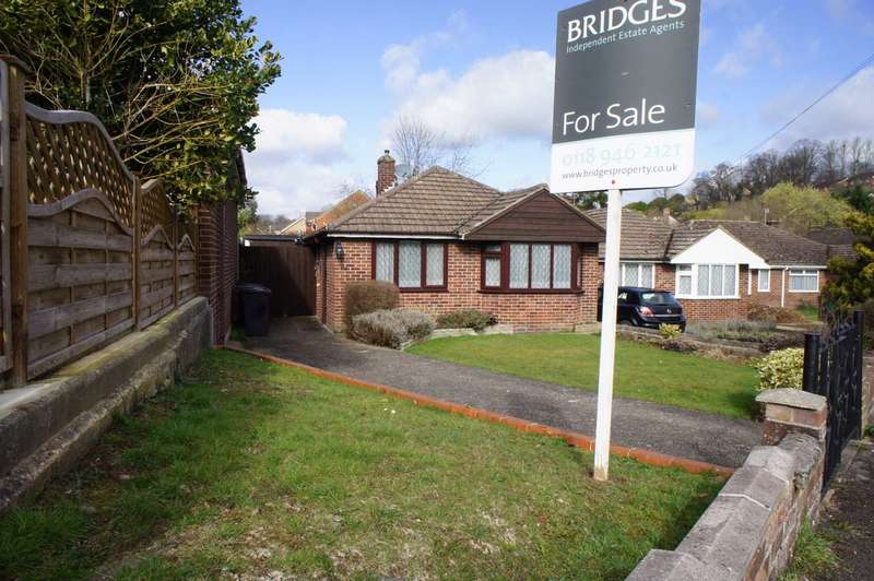 2 Bedrooms Detached Bungalow for sale in Sheridan Avenue, Caversham