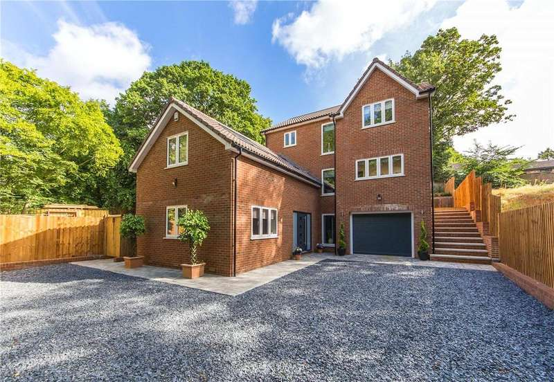 5 Bedrooms Detached House for sale in The Avenue, Welwyn, Hertfordshire