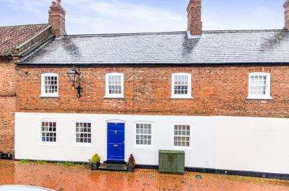 2 Bedrooms Terraced House for sale in West Street, Horncastle, Lincolnshire