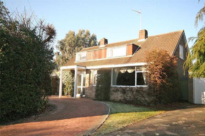 5 Bedrooms Detached House for sale in The Holdings, Hatfield, Hertfordshire