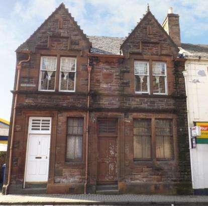 1 Bedroom Flat for sale in High Street, Maybole