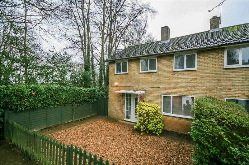3 Bedrooms End Of Terrace House for sale in Pippens, Welwyn Garden City, Hertfordshire