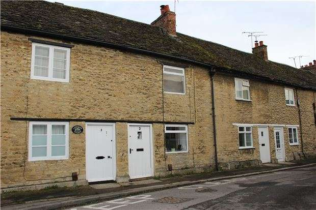 1 Bedroom Terraced House for sale in Lowell Place, WITNEY